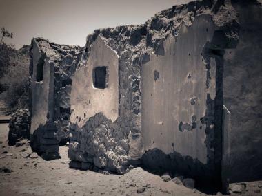 Namibian Ruins